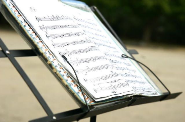 Sight reading is one of the most useful skills for a musician. The goal of sight singing is the ability to sing at first sight, with correct rhythm and pitch, a piece of music previously unknown to the performer.