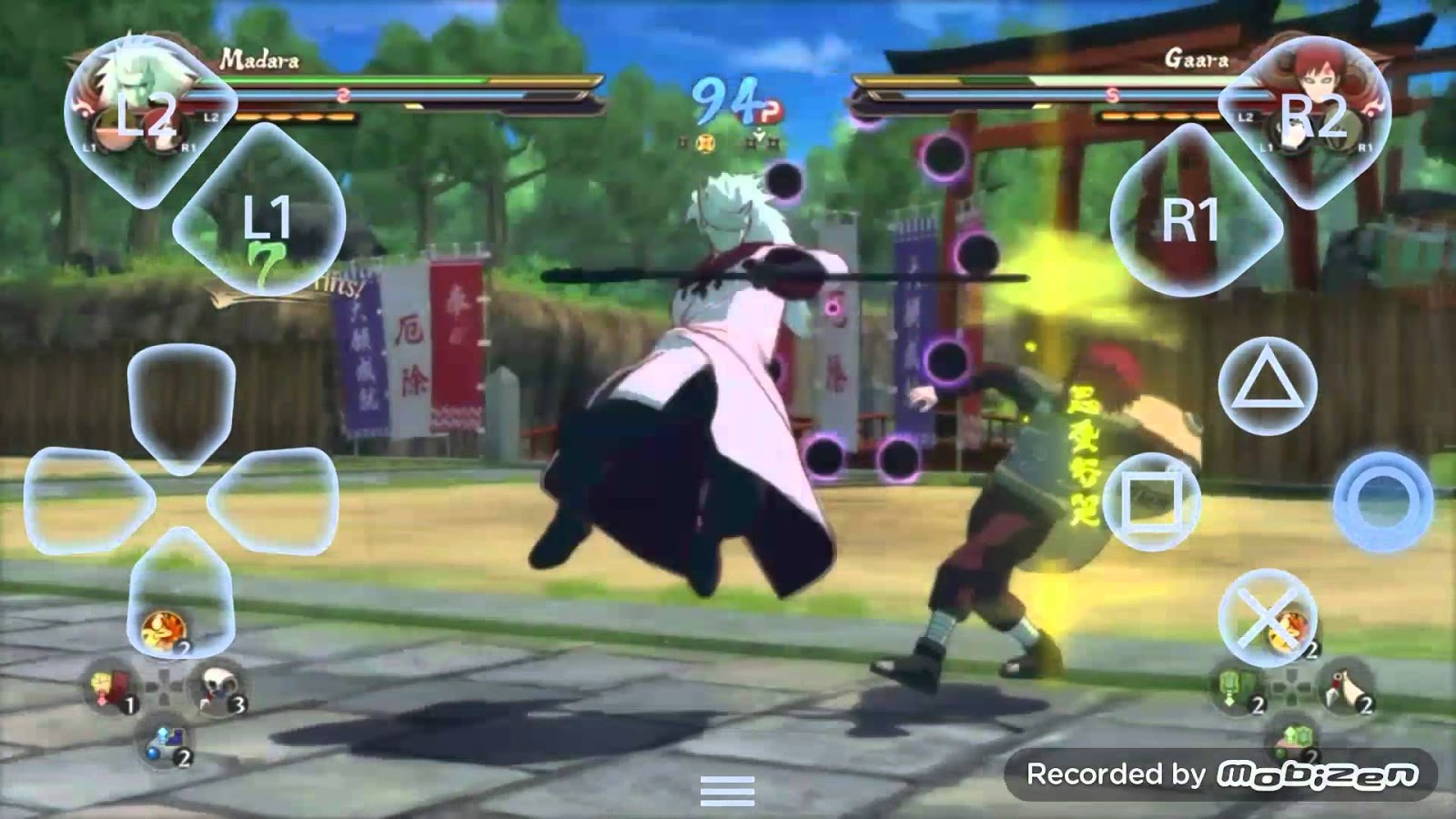 Cara Download Game Naruto Ultimate Ninja Storm 4 Apkobb Android