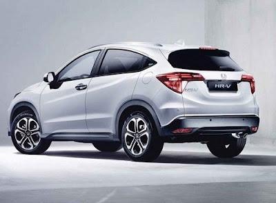 Review Honda HRV Dan Spesifikasi