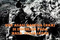 Hak Asasi Manusia (HAM) Di Indonesia Pada Masa Penjajahan