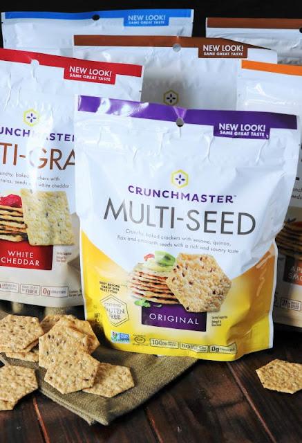 Crunchmaster™ original multi-seed crackers