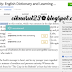 Tutorial : English Dictionary and Learning List (Exactly)