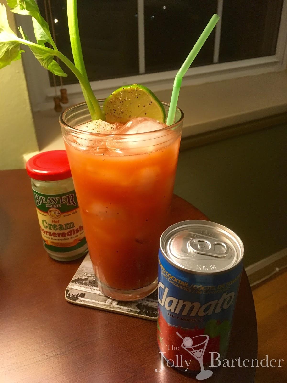 Clamdigger Drink Recipe