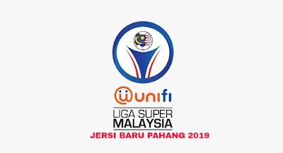 Gambar Rekaan dan Harga Jersi Baru Pahang 2019