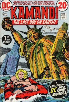 DC Comics, Kamandi #1