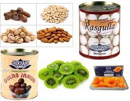 Flat 40% Cashback on Dry Fruits & Sweets @ Paytm