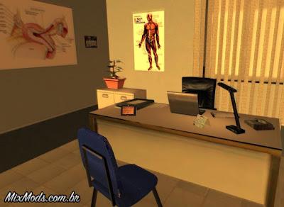 hospital interior mod gta sa