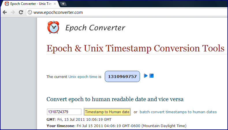 Convert milliseconds to date Free Tool Online - Convert Time In Millisecond To Date