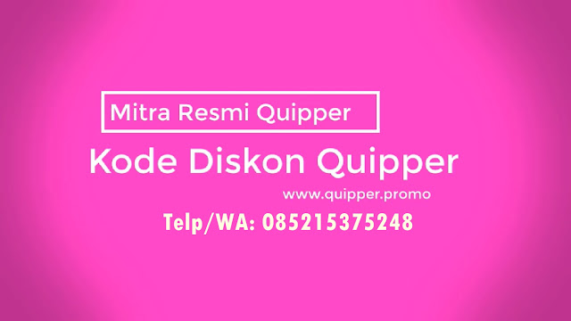 Kode Promosi Quipper Video Terbaru 2018