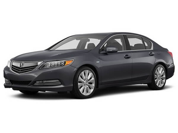 2016 Acura RLX Prices, Reviews and Pictures