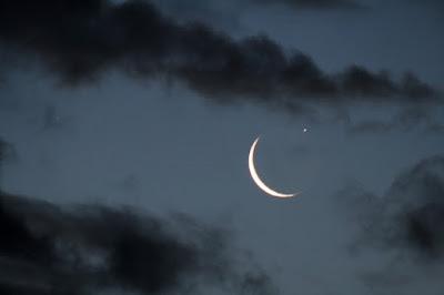 Ocultació Saturn per la Lluna - 2/02/2019