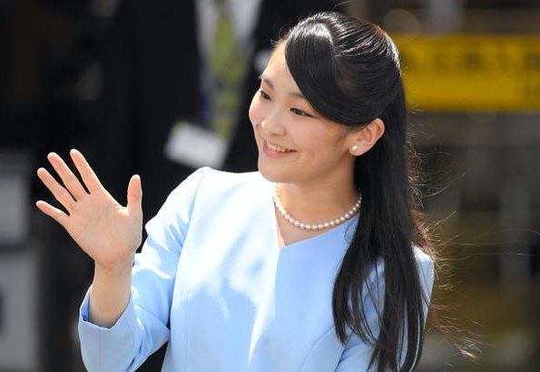 Princess Mako visited Tottori Prefecture to attend the 1300th anniversary of the opening of Daisen-ji, Mount Daisen is a volcanic mountain