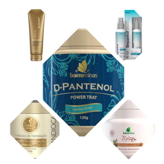 produtos para hidratacao cabelo