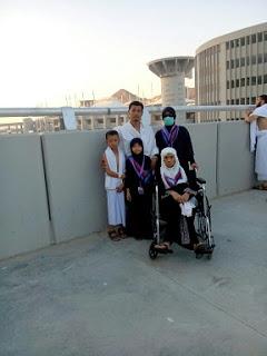 tak disangka, anak polisi hafal alquran ini di undang naik haji oleh kedubes saudi sekeluarga
