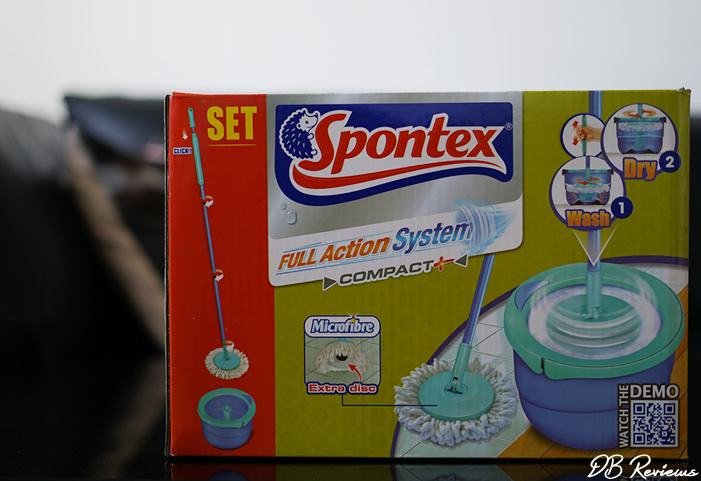 Spontex Full Action System Mop & Bucket