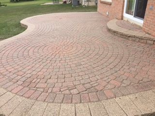 Brick Pavers Canton Ann Arbor Plymouth Brick Paver Repair