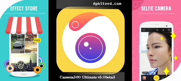 تحميل الاطبيق الشهير Camera360 Ultimate لتعديل على صورتك كيفما تشاء
