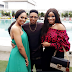 See Pictures Of TBoss, Ese, Jon And Uriel At Ubi Franklin And Lilian Esoro's Son's Dedication/Birthday Celebration
