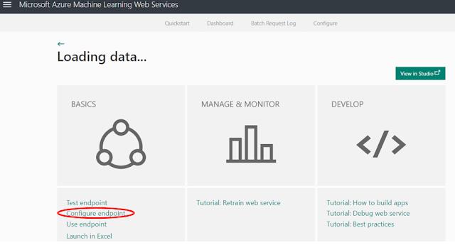 Figura 10: Portal web services.