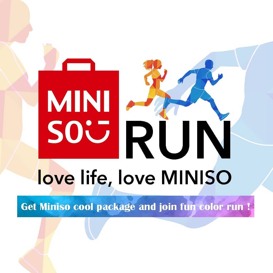 Miniso Run • 2018