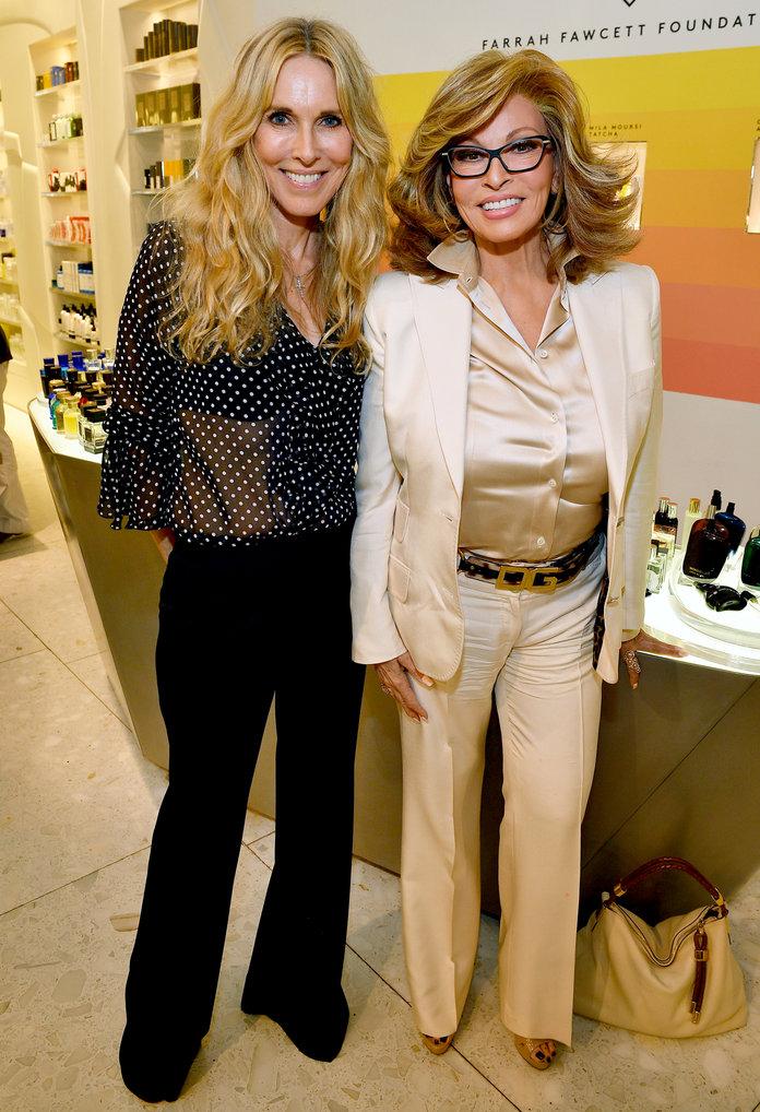 Ladies In Satin Blouses Raquel Welch Tan Satin Blouse