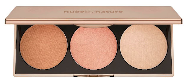 Highlight and glow with palettes from Nude by Nature, Revlon and Hard Candy!