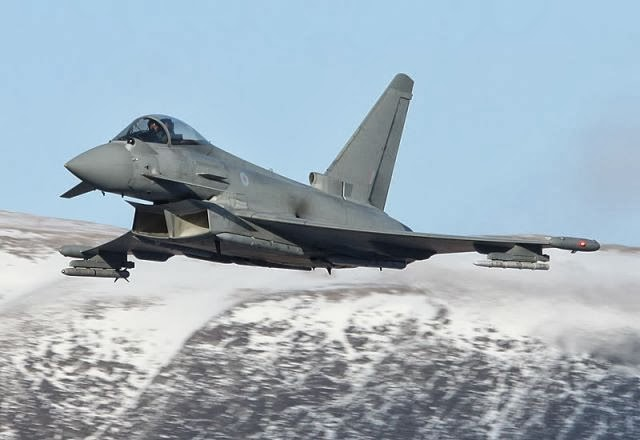 BEST FIGHTER FOR CANADA: F-35 vs  Typhoon    FIGHT!