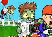 Shoot Hero Vs Zombies
