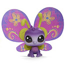 Littlest Pet Shop Series 3 Family Pack Bria Butterflew (#3-70) Pet