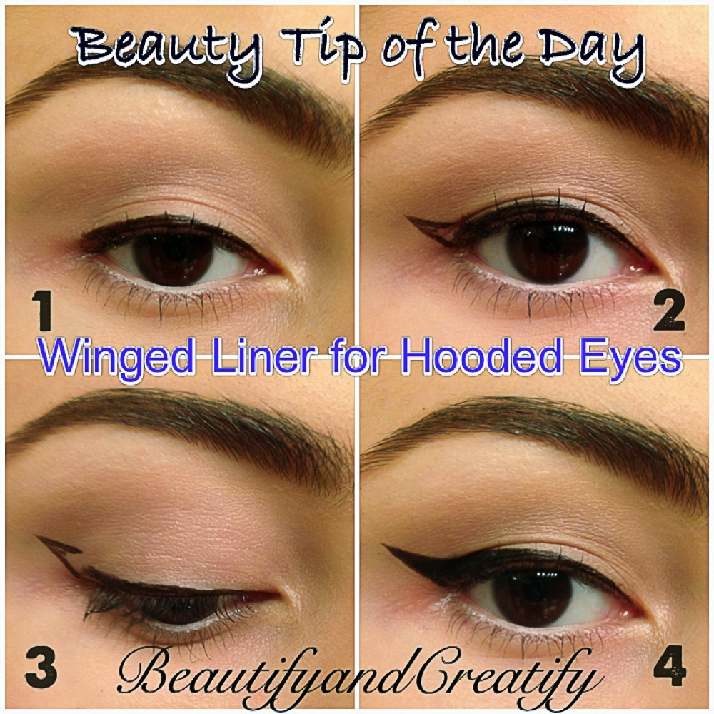 How To Do Cat Eye Flick