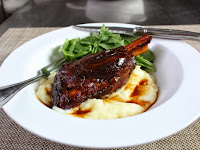 Saba Braised Lamb Shanks – A New Find and an Old Rule