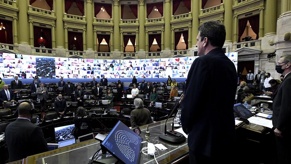 En la segunda sesión virtual, Diputados tratará proyectos de salud y educación