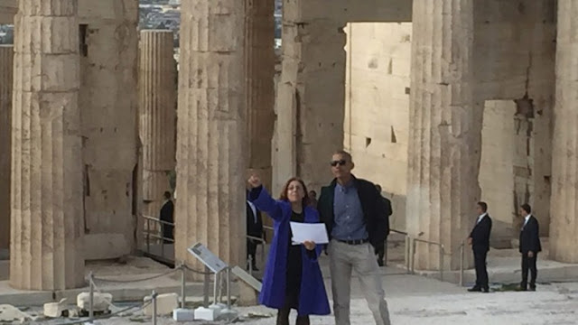 Από τη σπανακόπιτα στον ρεαλισμό: Η πραγματική εικόνα μετά την επίσκεψη Ομπάμα