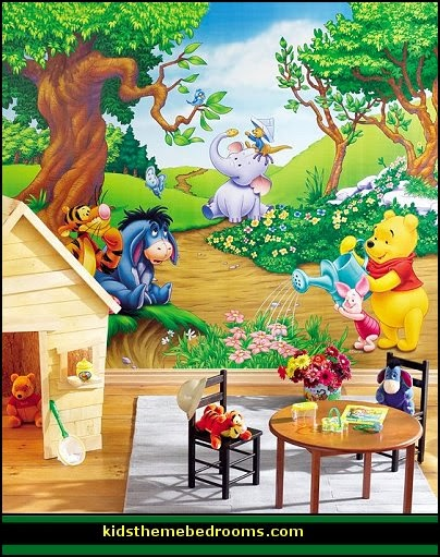 winnie the pooh bedroom ideas - winnie the pooh decor - Winnie the Pooh Theme - Winnie the Pooh bedding - Pooh And Piglet - winnie pooh and friends themed bedrooms - Eeyore decor - bee decor - bear decor - teddy bear baby bedroom theme - teddy bear chairs - winnie the pooh wall murals - Winnie the Pooh nursery decor - Winnie the Pooh wall stickers - winnie the pooh wall mural