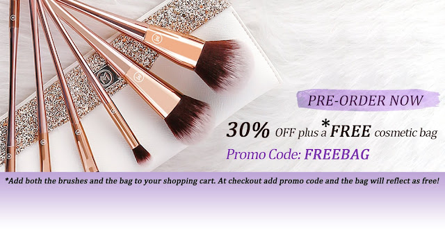 30% Off And A Free Makeup Bag From Miracosmakeup By Barbies Beauty Bits