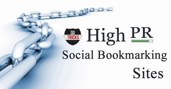 Daftar Lengkap Situs Sosial Bookmark Dofollow High PR