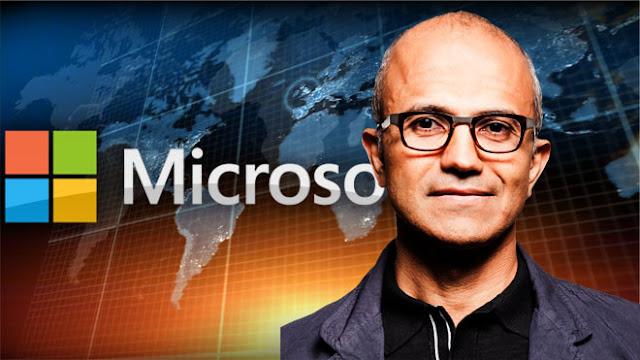 Harapan Satya Nadella CEO Microsoft di Indonesia 2016