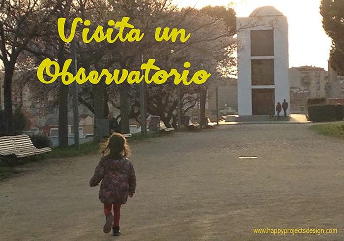 Astronomía para niños: visita al observatorio
