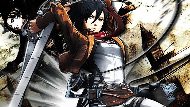 Kata-Kata Mutiara Dari Mikasa Ackerman dan Armin Arlert di Anime Shingeki No kyojin