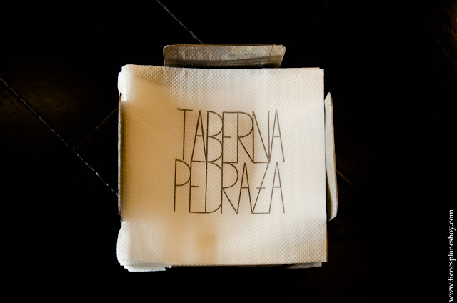 Taberna Pedraza Mejores tortillas de patata Madrid