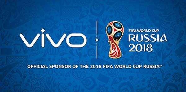 Vivo Sponsor Resmi Piala Dunia 2018 dan 2022