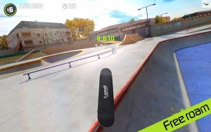 Free Download Touchgrind Skate 2 MOD APK 1.0 Terbaru