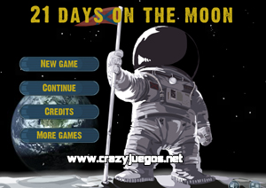 Jugar 21 Days on the Moon
