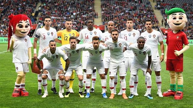 Skuat Tunisia di Piala Dunia 2018 Russia