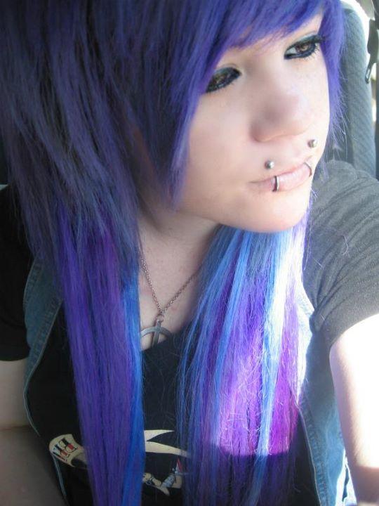 Emo Haircuts: Jayy Contagious