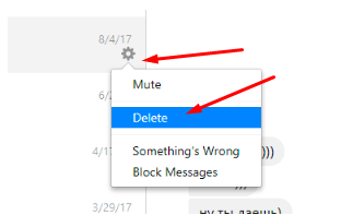 Facebook Archive Download Deleted Messages<br/>