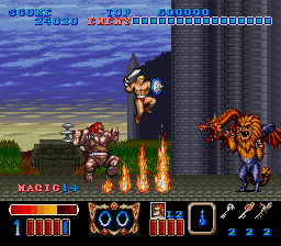 Magic Sword arcade game portable download free