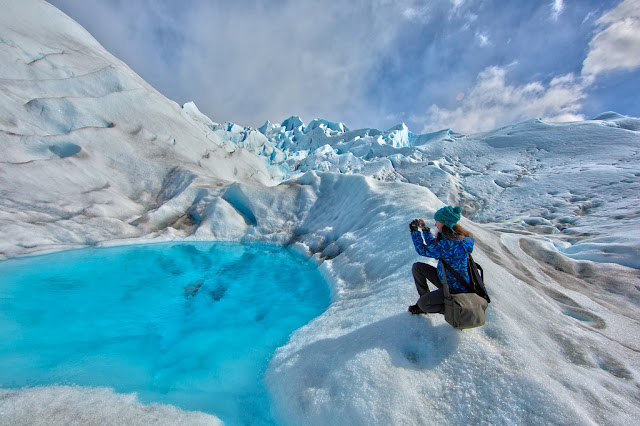 Trekking no Glaciar Perito Moreno em El Calafate