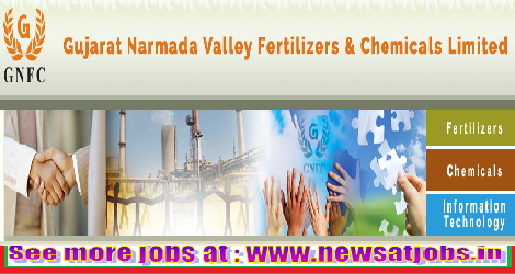 GNFC Recruitment Gujarat 2016 – Management Trainee Vacancy
