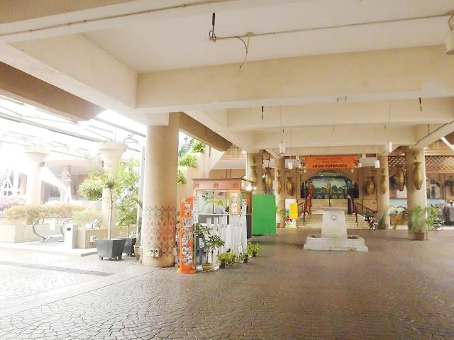 Mesjid Putra Jaya Malaysia